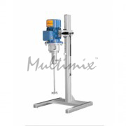Multimix Lab Disperser HSD 2203 with manual lifting