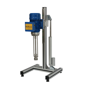 high shear lab mixer with lifting for emulsion process