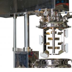 High Viscosity Vacuum Mixer - DSM Paddle Mixer