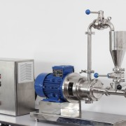 Lab Inline High Shear Mixer with Panel Control