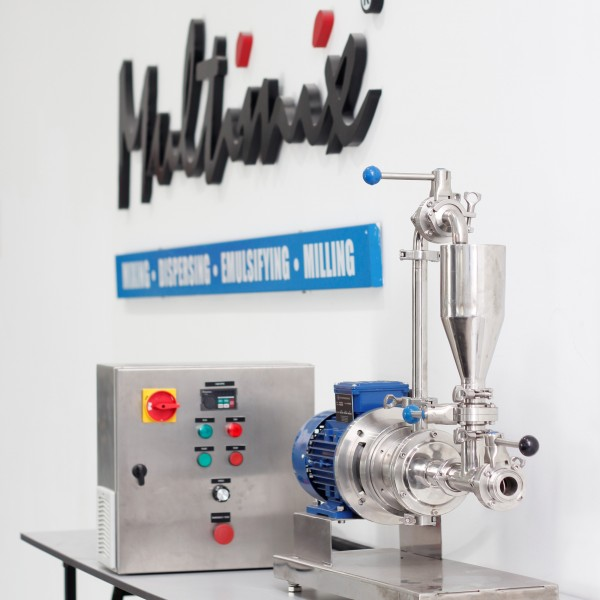 Multimix Lab Inline High Shear Mixer